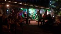 Railway friendly bar, Byron Bay