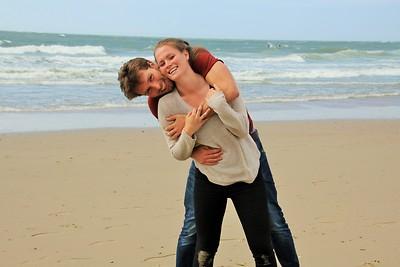 Niels en Diann