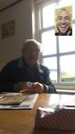 Facetime with Grandpa and Grandma