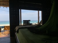 Bungalow view