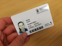 Internship card