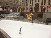 Ijsbaan Rockefeller Plaza