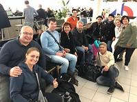 02-02-2019 Schiphol