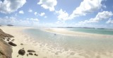 Mooooi white haven beach