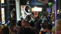 Brass band Frenchmen street NOLA