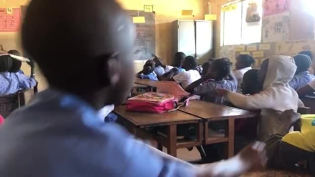 Eerste week Gambia