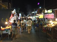 Night Market   Hua Hin
