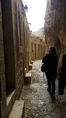 Klooster op de rots der verleiding