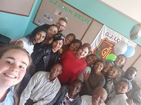 G J louw primary school staff