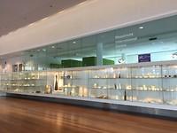 Tentoonstelling van Mosa keramiek in Centre Céramique