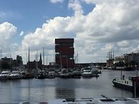 MAS aan de haven