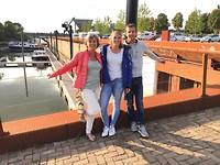 Voor de vernieuwde haven van Doesburg