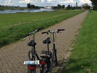 Zicht op Zutphen a/d IJssel