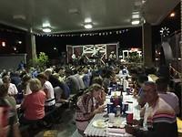 Big John's Texas BBQ met live muziek