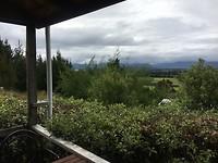 Houten hut