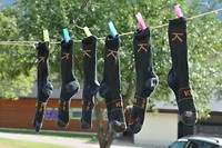Kiwi sokken