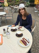 Schwarzwalder Kirsch taart!