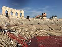 Binnenkant arena
