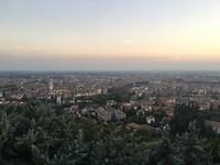 Uitzicht over Verona