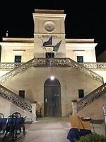 Stadshuis van Santa Cesarea Terme