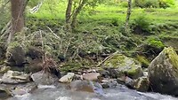 Le Cascate di Stanghe (beneden)