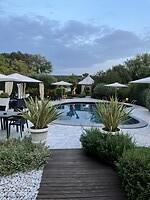 Zwembad bij Casino di Caccia