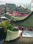 pagode nachang bovenaf