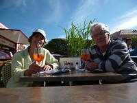 Ronne, hoofdplaats van Bornholm, aan de Aperol (fietstocht) (dag 55)