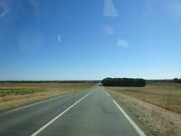 Uitgestrekte landbouwgronden