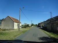 La Pérouille, een heel klein dorpje