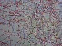 Van Stenay naar Weert, 290km