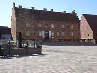 Het oude Raadhuis, nu hotel