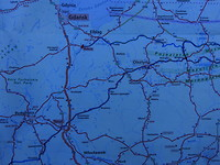 Van Mragowo naar Malbork, 202km