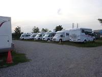 Camperplaats is vol!