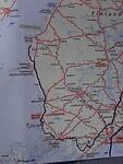 Vandaag 242 km