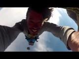 Bungee jump Nevis Cliff (134m)   Nieuw Zeeland