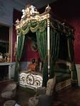 Het bed van keizerin Eugenie
