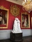 keizerin Eugenie in beeld, gekust door een symbolisch Italië😊 uit dankbaarheid