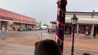 Regen in Tombstone