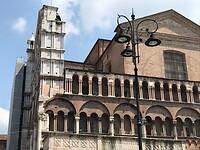 De kathedraal in renovatie