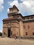 Het kasteel van Ferrara