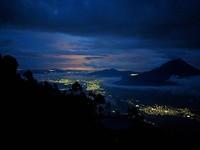 Lichtjes en vulkaantjes