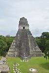 Mayatempels van Tikal