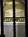 Kist met relikwieën St. Jacobus.