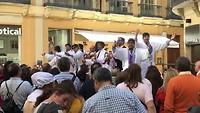 Carnaval in Malaga.