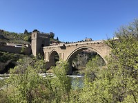 Puente de San Martin.