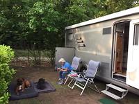 Camperplaats Veluwe.