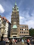 Centrum van Münster.