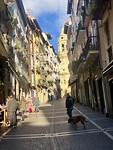 Oude gedeelte van Pamplona.