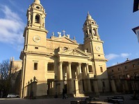 Kathedraal van Pamplona.